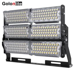 160lm/W Flut-Licht justierbares hohes des Mast-im Freien LED Stadion-industrielles der Beleuchtung-100W 200W 300W 400W 600W 800W 1200W 1500W 500W 1000W LED