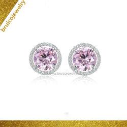 Jóias de moda venda quente mulheres Silver/Gold jóias com diamantes brinco do Prisioneiro para casamento