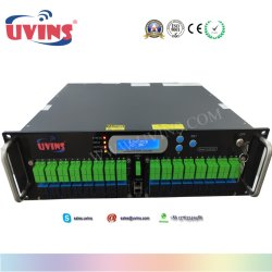 CATV 1550 Alto-Salida Pon Amplificador Óptico EDFA (1310/1490/1550 CWDM)