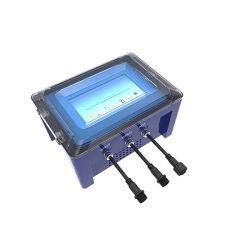 IP66 Luz inteligente controle com backup por bateria, marcação, RoHS, 3 anos de garantia