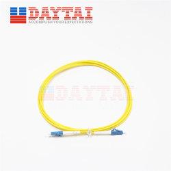 Cavo di collegamento in fibra ottica da LC/UPC a cavo patch connettore LC/UPC