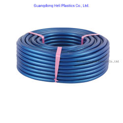 Personnalisé en PVC flexible résistant aux UV en polyester renforcé de tissage Durit du tuyau de pulvérisation