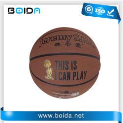 Polyuréthane imperméable PVC TPU de promotion du sport de basket-ball en caoutchouc (B88670)