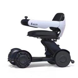 휴대용 전자 휠체어 경량 의학 기동성 스쿠터 힘 의자