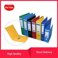 최신 판매 레버 아치 클립 파일 PVC 상자 서류철 2 반지 바인더