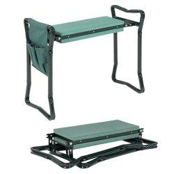 Сад Kneeler и защищает колени, одежду от грязи и пятен травы Складной стул для удобства хранения из пеноматериала EVA прочный и легкий стенде
