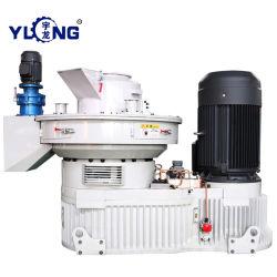 판매를 위한 Yulong 단광법 압박 톱밥 Xgj850