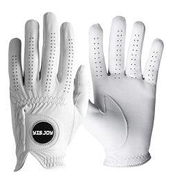 Comercio al por mayor Piel de Oveja personalizado resistente a la venta de guantes de golf Golf