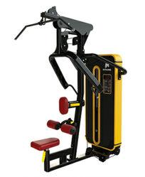 Doble función de remo sentado y Lat Pull Down cuerpo Fitness Equipo de Entrenamiento / Gimnasio fuerza la máquina