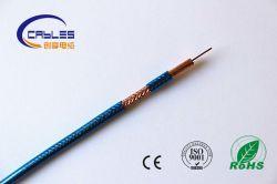 Câble coaxial RG6 Quad-Shield pour la vidéosurveillance / CATV