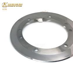 Установите флажок из гофрированного картона резки цементированный карбид вольфрама диск продольной резки ножа