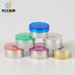 Rompa el sello China Proveedor Flip Top Bottle Cap