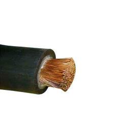 Prix de gros de conducteur en cuivre avec isolation en caoutchouc du câble de soudage électrique