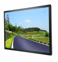 Moniteur LCD CCTV 1080P de la sécurité de l'écran Sécurité CCTV à châssis ouvert d'affichage écran Moniteur de vidéosurveillance