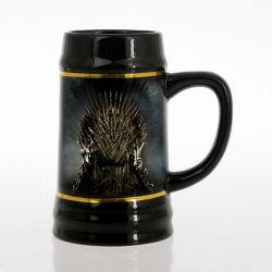 Comercio al por mayor calidad de la Copa del logotipo de café, té, Juego de Tronos Taza 3D.
