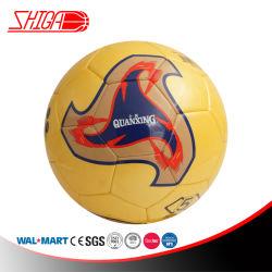 PU материал конкуренции ламинированные футбольный мяч