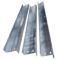 Het gegalvaniseerde en Kanaal van het Profiel Z van het Roestvrij staal Unistrut Koudgewalste