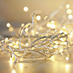 Hauptdekor-Zeichenkette-Licht-Raum-Draht-Weihnachtslicht-Partei-Dekoration
