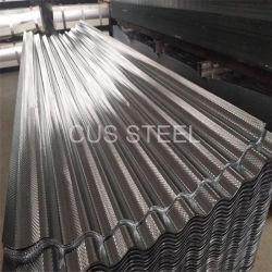 Le premier toit en acier galvanisé ondulé Fer/ondulations de revêtement de zinc métal en feuille