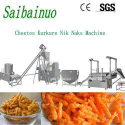 Spuntino fritto di Kurkure Cheetos dell'arricciatura del cereale del NAK di Nik che fa macchina