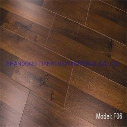 pavimentazione materiale del laminato di legno di 8mm Cina HDF