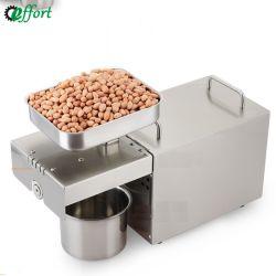 2019 Venta caliente el aceite frío de uso doméstico de prensa de semillas con 3-6 Kg/h