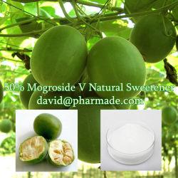 50% Mogroside V Mönch-Frucht-Auszug-natürlicher Stoff