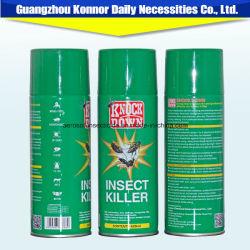 300ml aérosol de ménage basé sur l'alcool Aérosol insecticide