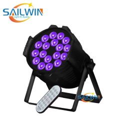 18*18W 6in1 Form Aluminumwireless LED NENNWERT Stadiums-Licht