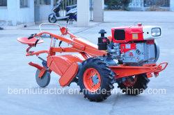 Gn (GongNong) type Gn-15L 15timon d'alimentation hautes performances HP / Deux Roues / Marche du Tracteur Tracteur Tracteur / Main / mini tracteur