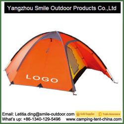 2 Pessoa Camada Dupla Camping Tenda Dropshipping galpão de plástico
