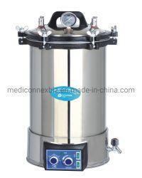 휴대용 압력 스팀 소독기 24 Ldj/Sterilizer/Autocalve