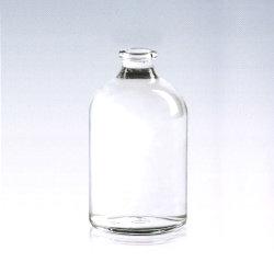 10 ml 20 ml 30 ml 50 ml 100 ml Crimp Neck gegoten helder glas Fles voor antibiotica