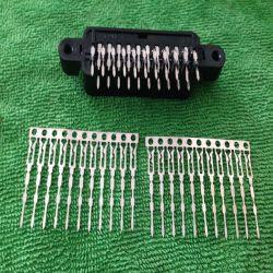 Elektronisches kupfernes Terminaldichtung-Metallprodukt im Computer