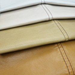 Muebles de PU Faux zapatos sintéticos de tapicería de tela Bolsa de cuero artificial