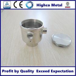 La Chine Tournage CNC de fabrication des pièces composant d'instrument en acier inoxydable