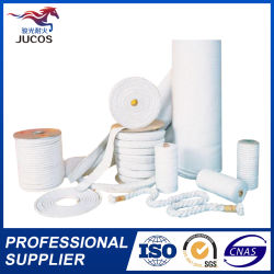 1260 Std el aislamiento de fibra cerámica textiles soluble