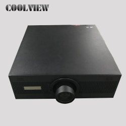 Profesionales de Cine al Aire Libre 3D Full HD 20000 lúmenes de la asignación de la construcción de imágenes de gran tamaño de 4K láser PROYECTOR HD