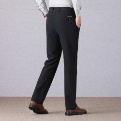 De beste Van de Bedrijfs verkoop In het groot Kleren Klassieke Toevallige Rechte Pants&Trousers van Mensen