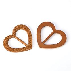 В форме сердечка пластмассовое кольцо Без шарфа слайд преднатяжитель плечевой лямки ремня