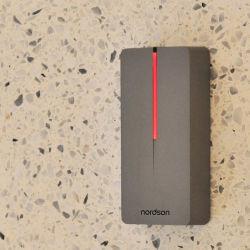 Пыленепроницаемость все металлические IP65 водонепроницаемый Wiegand 26 Smart HID Mf Em RFID системы контроля и управления доступом Access Controller Card Reader