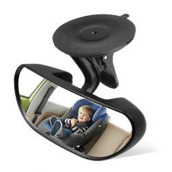 [بكست] مرآة طفلة مرآة لأنّ سيّارة [رر فيو ميرّور] [كر ست] يقوّم مرآة لأنّ للأطفال الماشي بخطى متثاقلة طفلة مع 360 درجة قابل للتعديل مصّ فنجان