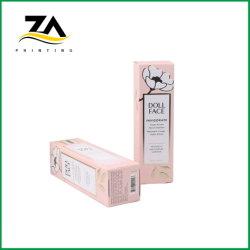 Contenitore su ordinazione d'imballaggio piegato di carta kraft di stampa di colore completo