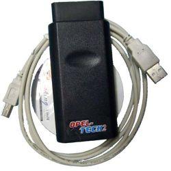 OPEL TECHII USB (D2).