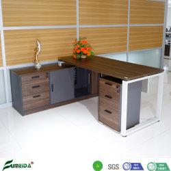 Moderner Spanplatte CEO-Executivschreibtisch-hölzerner Melamin-Büro-Schreibtisch