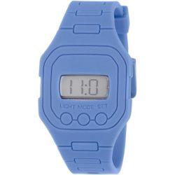 Плоские силиконовые цифровые часы (DW-602)