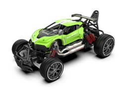 1: 20 Scale Metal Shell Alloy High Speed Racing Car off Road 2.4G Hobby Car Toy for X-Mas
