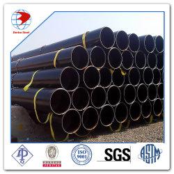 Sch40 A53 A106 API 5L sin fisuras y soldar el tubo de acero al carbono