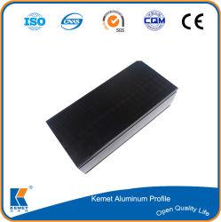 대형 열 분리 사각형 알루미늄 돌출 프로파일(Window용) 그리고 문