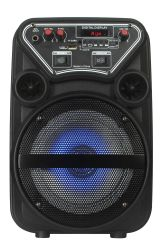 Sac à dos pratique du sport Conférence salle de classe 6.5 pouces RoHS haut-parleur audio portable Bluetooth®